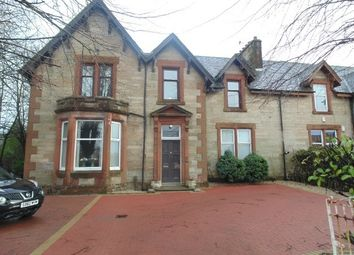 Thumbnail 3 bed flat to rent in Beith Road, Johnstone