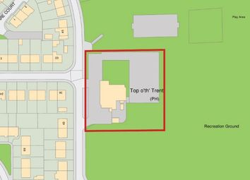 Thumbnail Land for sale in Woodland Street, Biddulph, Stoke-On-Trent