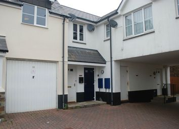 Thumbnail 2 bed flat for sale in Mullion Close, St Austell, Cornwall