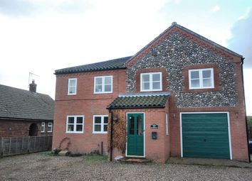 Thumbnail 4 bedroom detached house for sale in Mill Street, Holt