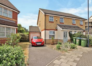 3 bed semi-detached house for sale in Kentlea Road, West Thamesmead SE28