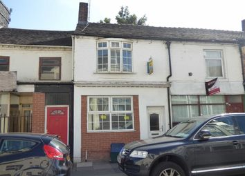 Thumbnail 2 bed terraced house for sale in Liverpool Road, Stoke, Stoke-On-Trent