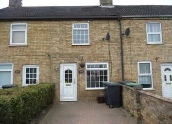 Thumbnail 2 bed terraced house to rent in St Neots Road, Sandy