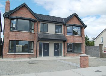 Thumbnail 4 bed semi-detached house for sale in 3 Mede Beag, Avenue Road, Dundalk, Louth