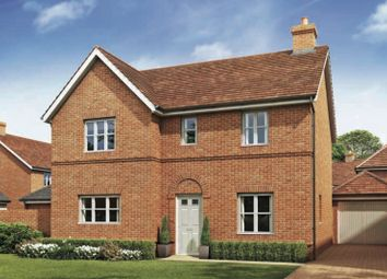 Thumbnail 4 bed detached house for sale in The Dove, Oakham Park, Old Wokingham Road, Crowthorne, Berkshire