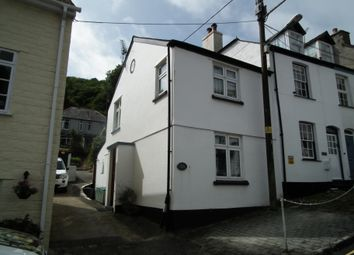 Thumbnail 2 bed end terrace house for sale in West Looe Hill, West Looe