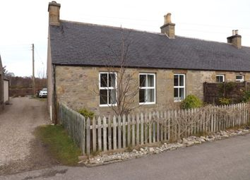 Thumbnail 3 bed cottage for sale in 2 Byres Cottages, Spey Bay, Fochabers