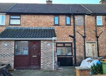 Thumbnail 3 bed terraced house for sale in Poplar Place, Guisborough