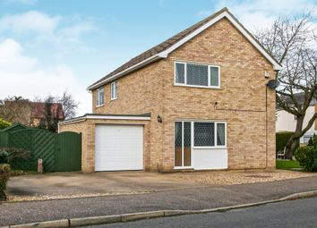 Thumbnail 3 bedroom detached house for sale in Hawthorn Close, Littleport, Ely
