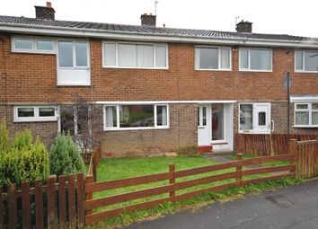 Thumbnail 3 bed terraced house to rent in Farnham Road, Newton Hall, Durham