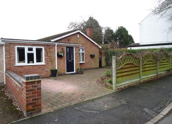 Thumbnail 3 bed semi-detached bungalow for sale in Dean Road West, Hinckley, Leicestershire