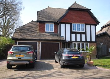 Thumbnail 4 bed detached house to rent in Greshams Way, Edenbridge