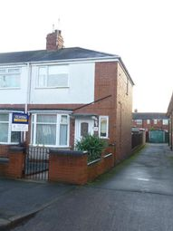 Thumbnail 2 bed terraced house to rent in Louis Drive, Hull