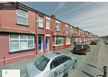Thumbnail 4 bed terraced house to rent in Brailsford Road, Manchester