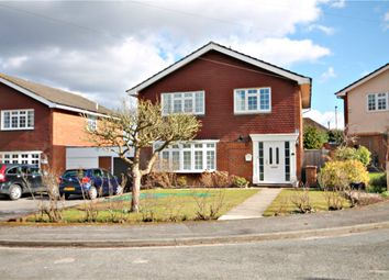 Thumbnail 4 bed detached house to rent in Fir Tree Close, Epsom