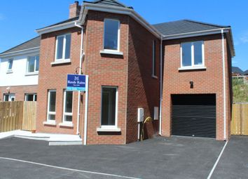 Thumbnail 4 bedroom detached house for sale in Upper Newtownards Road, Dundonald, Belfast
