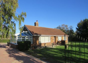 Thumbnail 3 bedroom detached bungalow for sale in Plantation Drive, Mattersey Thorpe, Doncaster