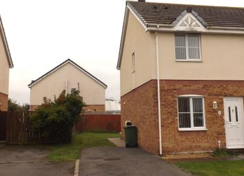 Thumbnail 2 bed semi-detached house to rent in Garth Y Felin, Valley, Ynys Mon