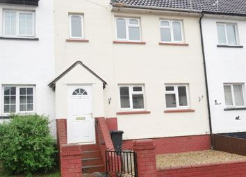 Thumbnail 3 bed terraced house to rent in The Rows, Worle, Weston-Super-Mare