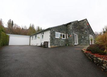 Thumbnail 4 bed detached bungalow for sale in Keldwyth Park, Troutbeck Bridge, Windermere, Cumbria