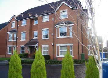 Thumbnail 2 bed flat for sale in Lady Acre Close, Lymm, Cheshire