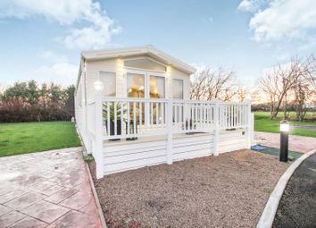 Thumbnail 2 bed mobile/park home for sale in Riverside Caravan Park Southport New Road, Southport