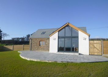 Thumbnail 3 bedroom detached house to rent in Prustacott Road, Launcells, Bude, Cornwall