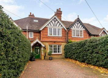 Thumbnail 5 bed terraced house for sale in St. Georges Road, Weybridge