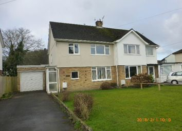 Thumbnail 3 bed property to rent in Llansteffan Road, Johnstown, Carmarthen