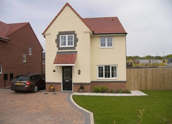 Thumbnail 4 bed detached house for sale in Hudson Drive, Kirkham, Preston