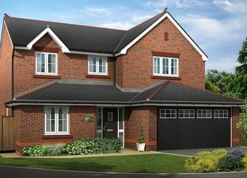 Thumbnail 4 bedroom detached house for sale in The Warminster, Old Quay Meadow, Off Boundary Park, Neston, Cheshire