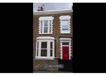Thumbnail 4 bed terraced house to rent in Park Street, Slough