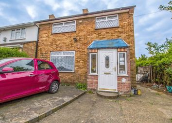 Thumbnail 3 bed semi-detached house for sale in Fortin Close, South Ockendon