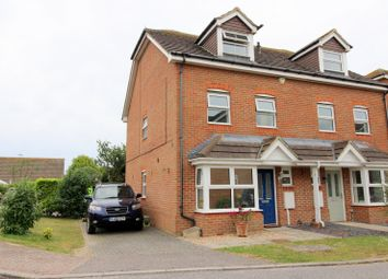 Thumbnail 4 bedroom property to rent in St Mary's Close, Seaford