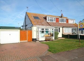 Thumbnail 2 bed semi-detached house for sale in Bishopstone Drive, Herne Bay