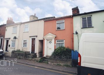 Thumbnail 1 bed terraced house for sale in Brook Street, Colchester