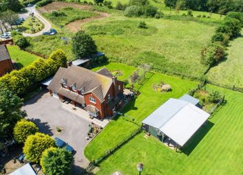 4 bed equestrian property for sale in High Street, Dilhorne, Staffordshire ST10