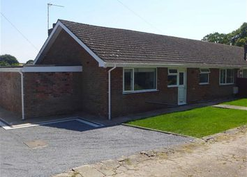 Thumbnail 3 bed bungalow to rent in Grimsby Road, Binbrook, Market Rasen