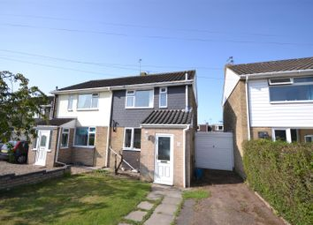 Thumbnail 3 bedroom semi-detached house for sale in Hellesdon, Norwich