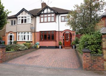Thumbnail 3 bed semi-detached house for sale in St. Johns Road, Watford