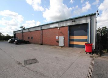 Thumbnail Light industrial to let in Unit 12, Highgrounds Way, Worksop, Nottinghamshire