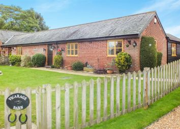 Thumbnail 3 bed barn conversion for sale in Vicarage Road, Waresley, Sandy