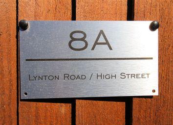 Thumbnail 2 bed flat for sale in Lynton Road, Bordon
