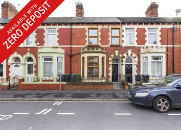 Thumbnail 4 bed terraced house to rent in Coedcae Street, Grangetown, Cardiff