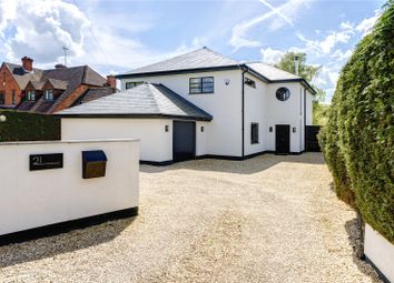 Thumbnail 4 bedroom detached house for sale in Stoke Row Road, Peppard Common, Henley-On-Thames, Oxfordshire