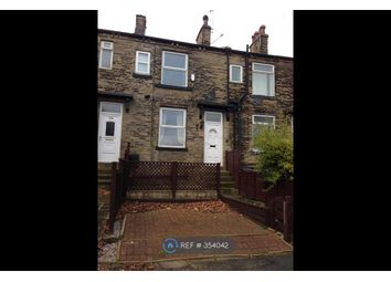 Thumbnail 1 bed terraced house to rent in Leeds Road, Idle, Bradford