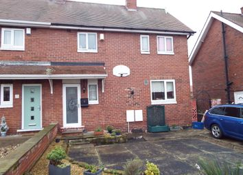 Thumbnail 3 bed semi-detached house to rent in Hall Drive, Wath Upon Dearne