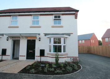 3 bed semi-detached house to rent in Harrison Crescent, Angmering, Littlehampton BN16