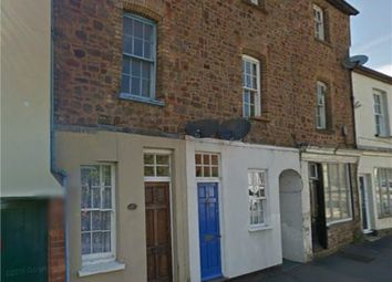 Thumbnail 3 bed terraced house for sale in St Peter Street, Tiverton, Devon