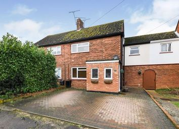 Thumbnail 3 bed semi-detached house for sale in Elizabeth Avenue, Witham